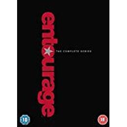 Entourage - Complete Season 1-8 [DVD] [2015]